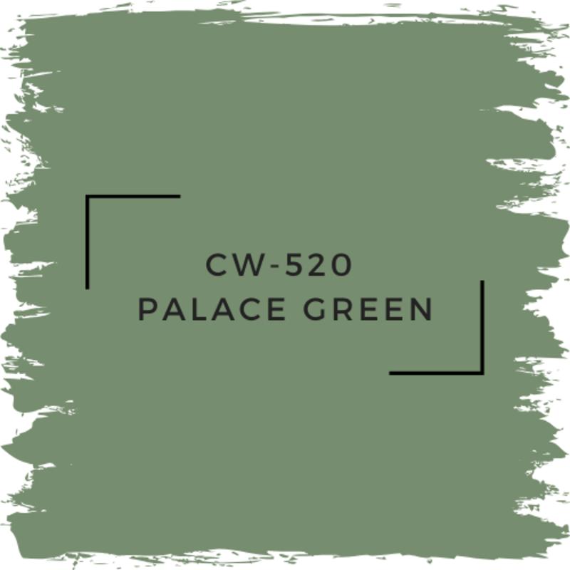 Benjamin Moore CW-520 Palace Green