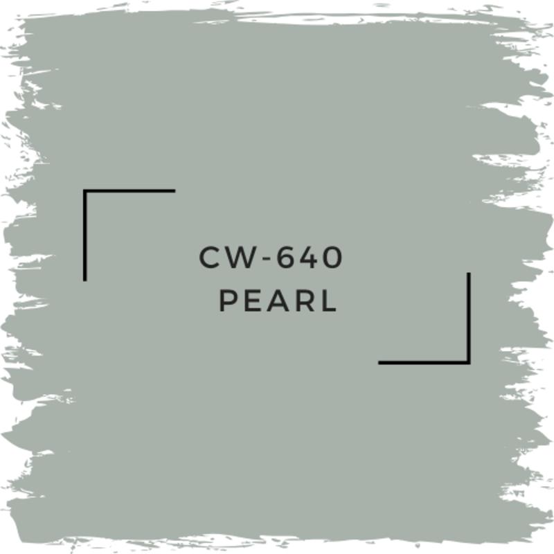 Benjamin Moore CW-640 Pearl