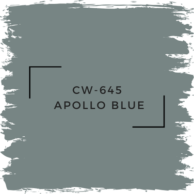 Benjamin Moore CW-645 Apollo Blue