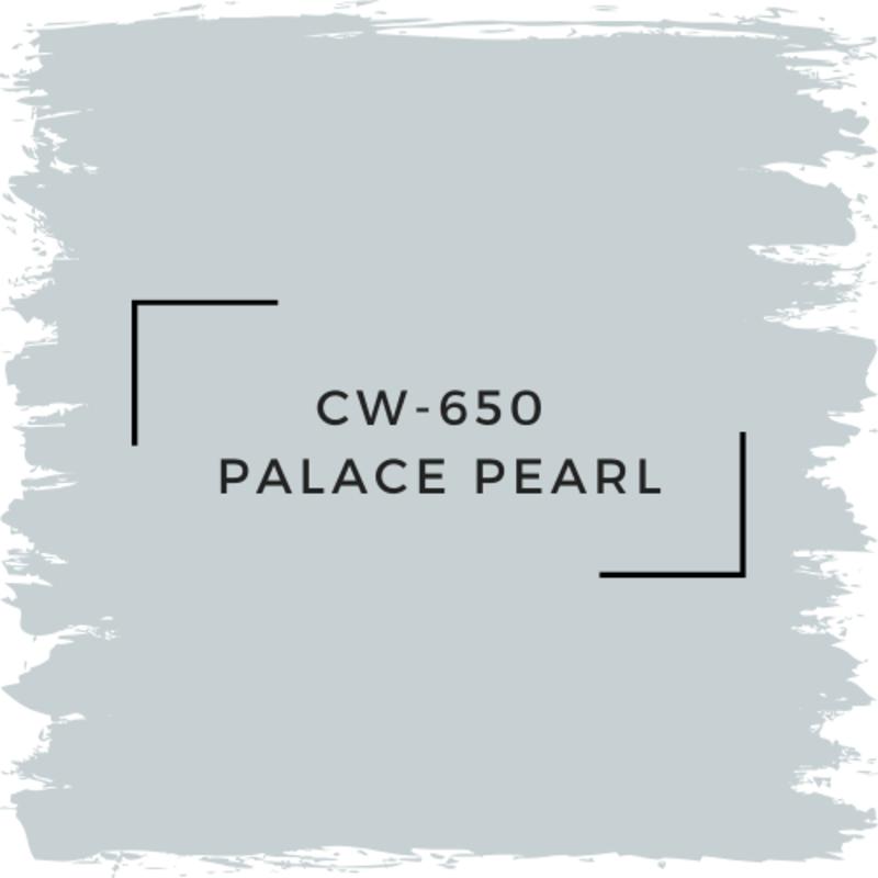 Benjamin Moore CW-650 Palace Pearl