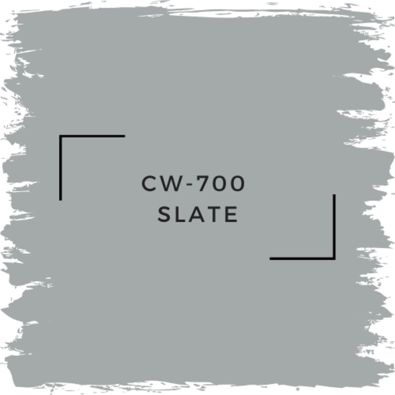 Benjamin Moore CW-700 Slate