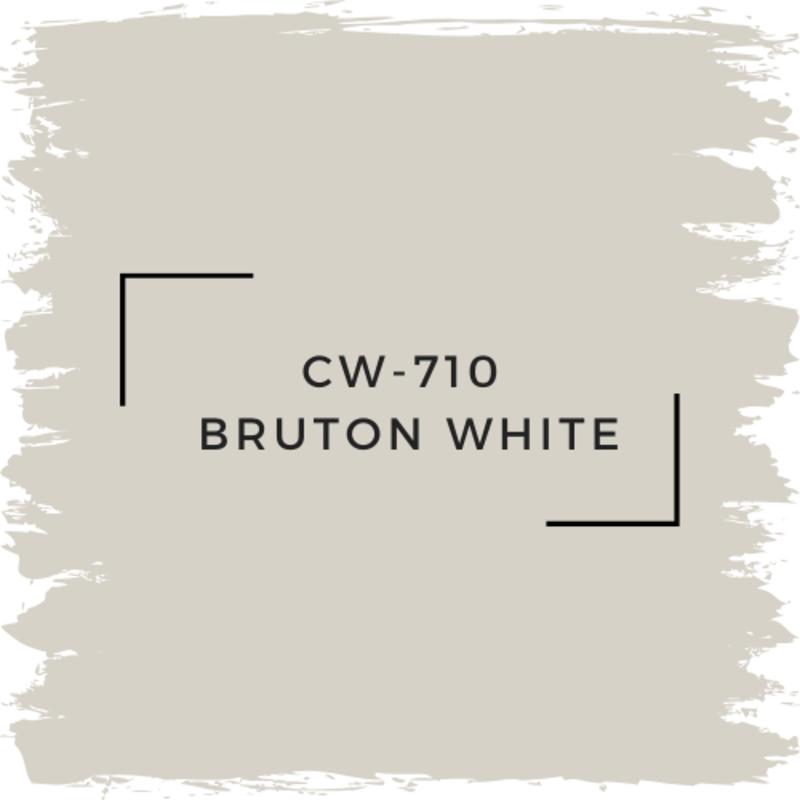 Benjamin Moore CW-710 Bruton White