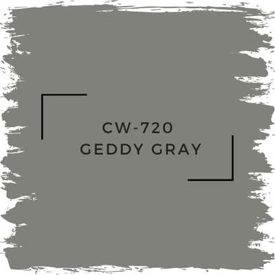 Benjamin Moore CW-720 Geddy Gray