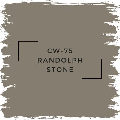 Benjamin Moore CW-75 Randolph Stone