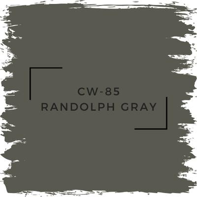 Benjamin Moore CW-85 Randolph Gray