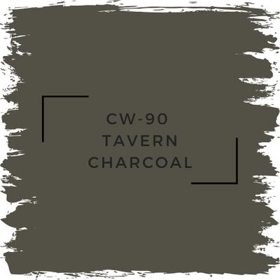 Benjamin Moore CW-90 Tavern Charcoal
