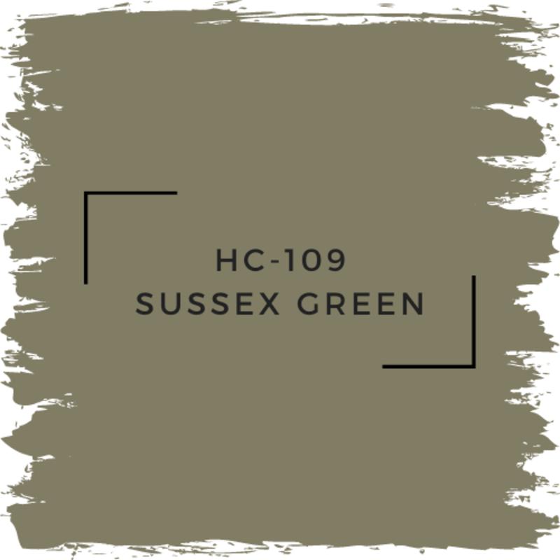 Benjamin Moore HC-109 Sussex Green
