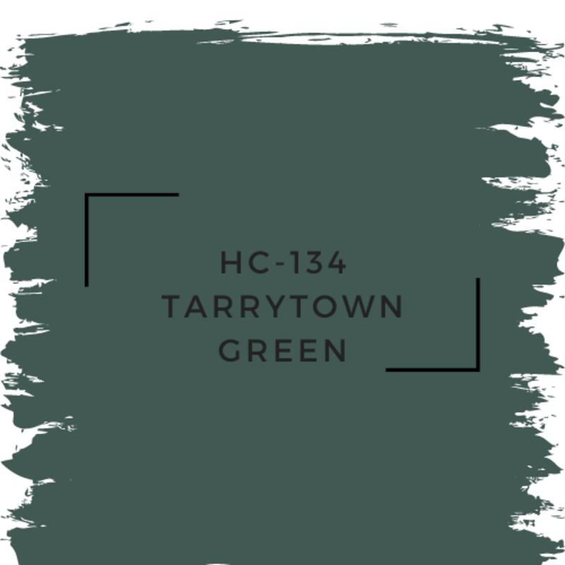 Benjamin Moore HC-134 Tarrytown Green