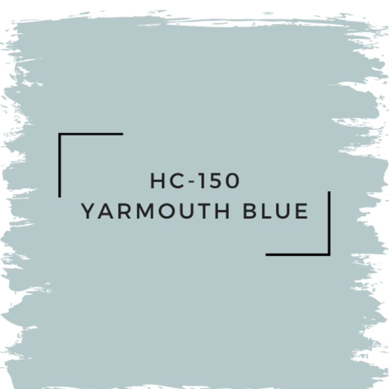 Benjamin Moore HC-150 Yarmouth Blue