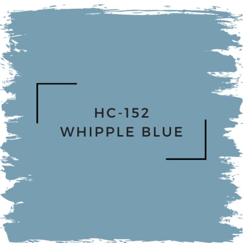 Benjamin Moore HC-152 Whipple Blue
