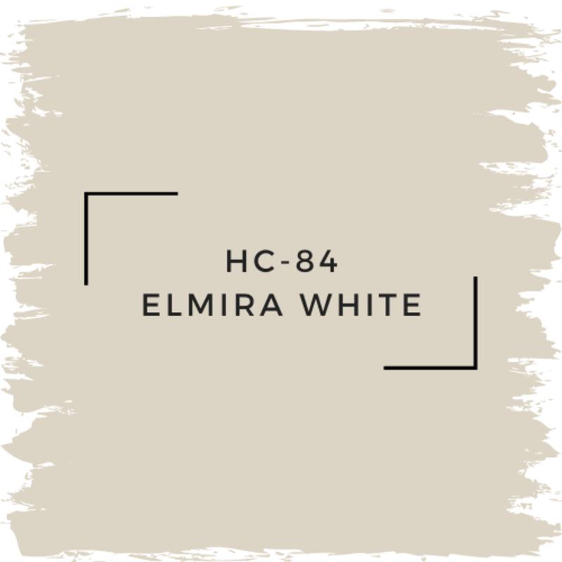 Benjamin Moore HC-84 Elmira White