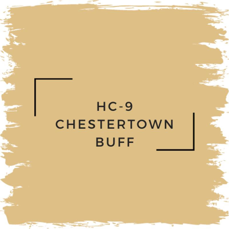 Benjamin Moore HC-9 Chestertown Buff