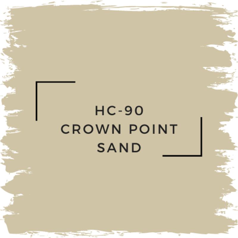Benjamin Moore HC-90 Crown Point Sand