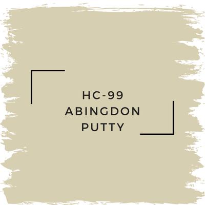 Benjamin Moore HC-99 Abingdon Putty