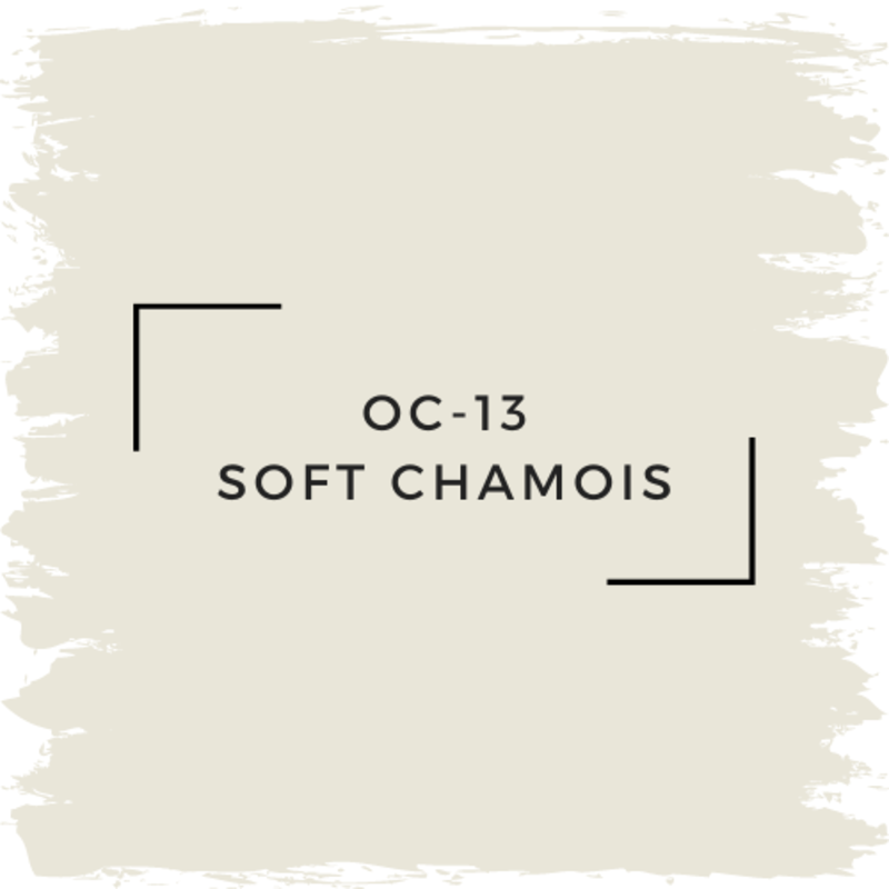 Benjamin Moore OC-13 Soft Chamois