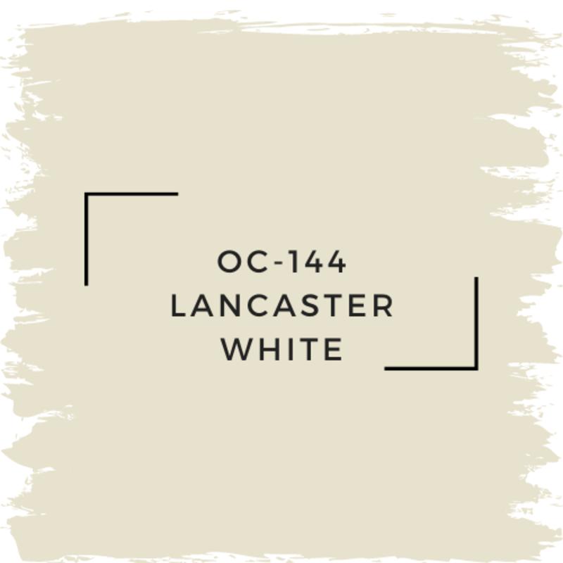 Benjamin Moore OC-144 Lancaster White
