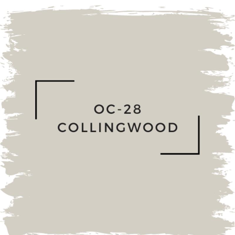 Benjamin Moore OC-28 Collingwood