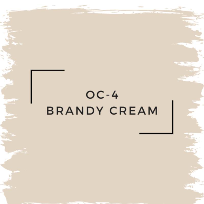 Benjamin Moore OC-4 Brandy Cream