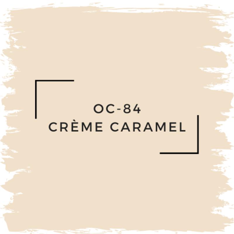 Benjamin Moore OC-84 Crème Caramel