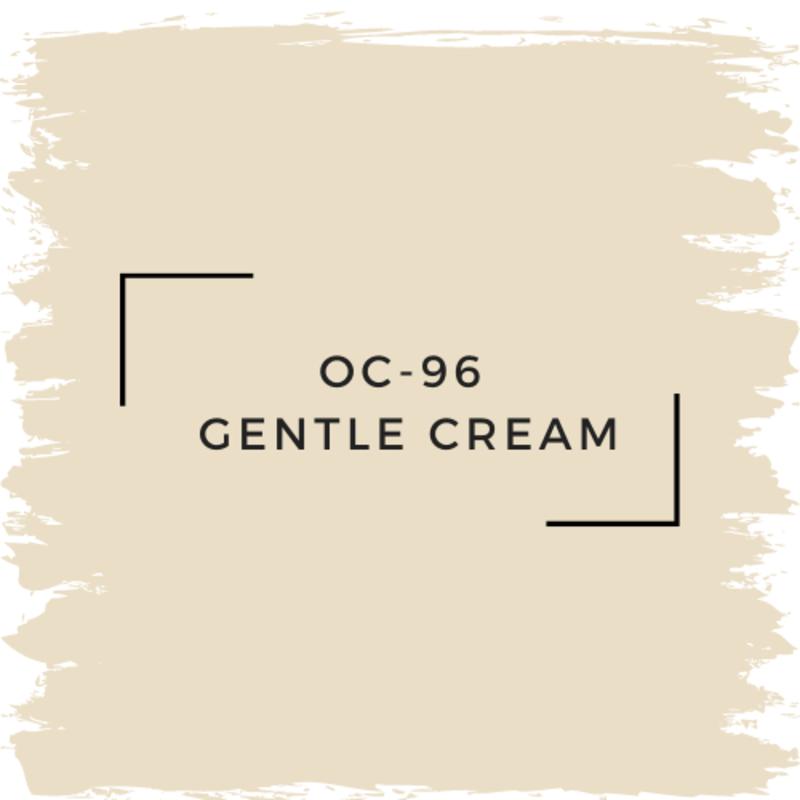 Benjamin Moore OC-96  Gentle Cream