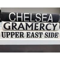 NEW YORK NEIGHBORHOODS / UPPER EAST SIDE