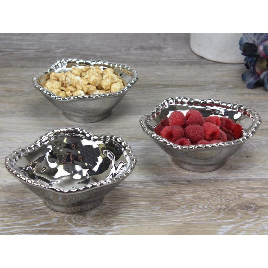 Pampa Bay Porcelain Snack Bowl