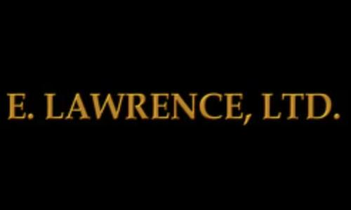 E. LAWRENCE
