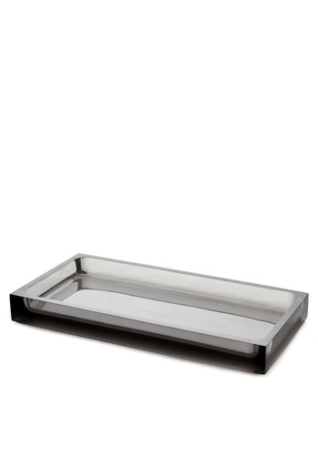 JONATHAN ADLER Hollywood Tray in Smoke