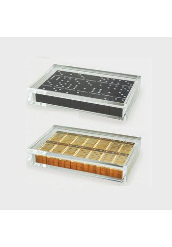 TIZO DESIGN Tizo Design Acrylic Domino Set