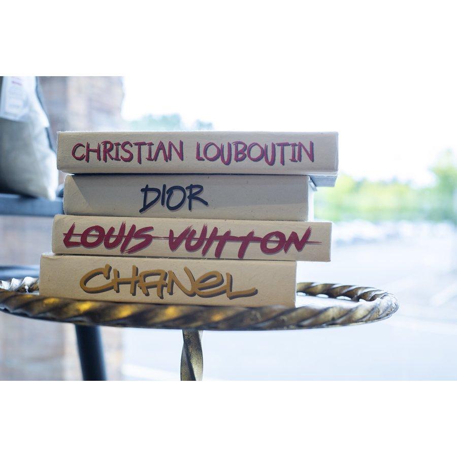 CHRISTIAN LOUBOUTIN BOOK