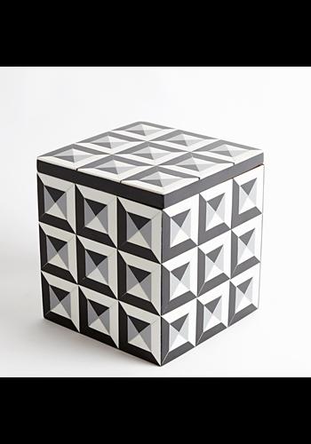 GLOBAL VIEWS Decor Border Square Box (Large)