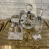 TIZO DESIGN Crystal Glass Perfume Bottle