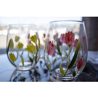Tulip Glasses (Set of 4)