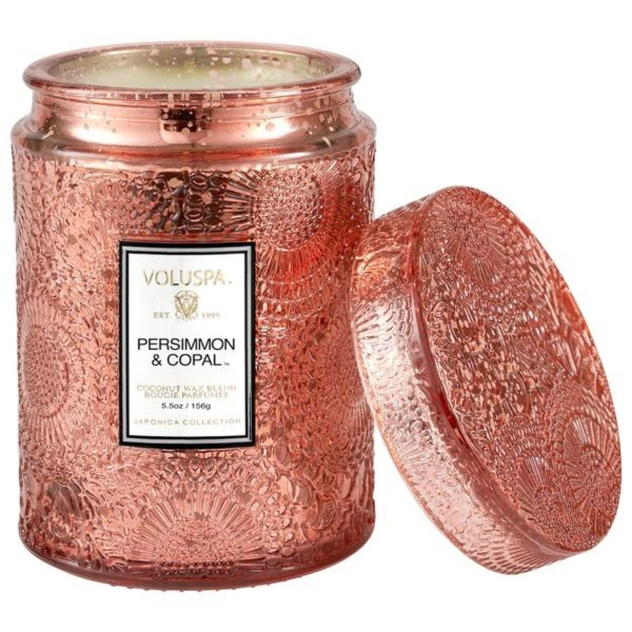 Persimmon & Copal Candle 5.5oz