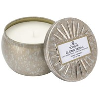 Blond Tabac Petite Tin Candle