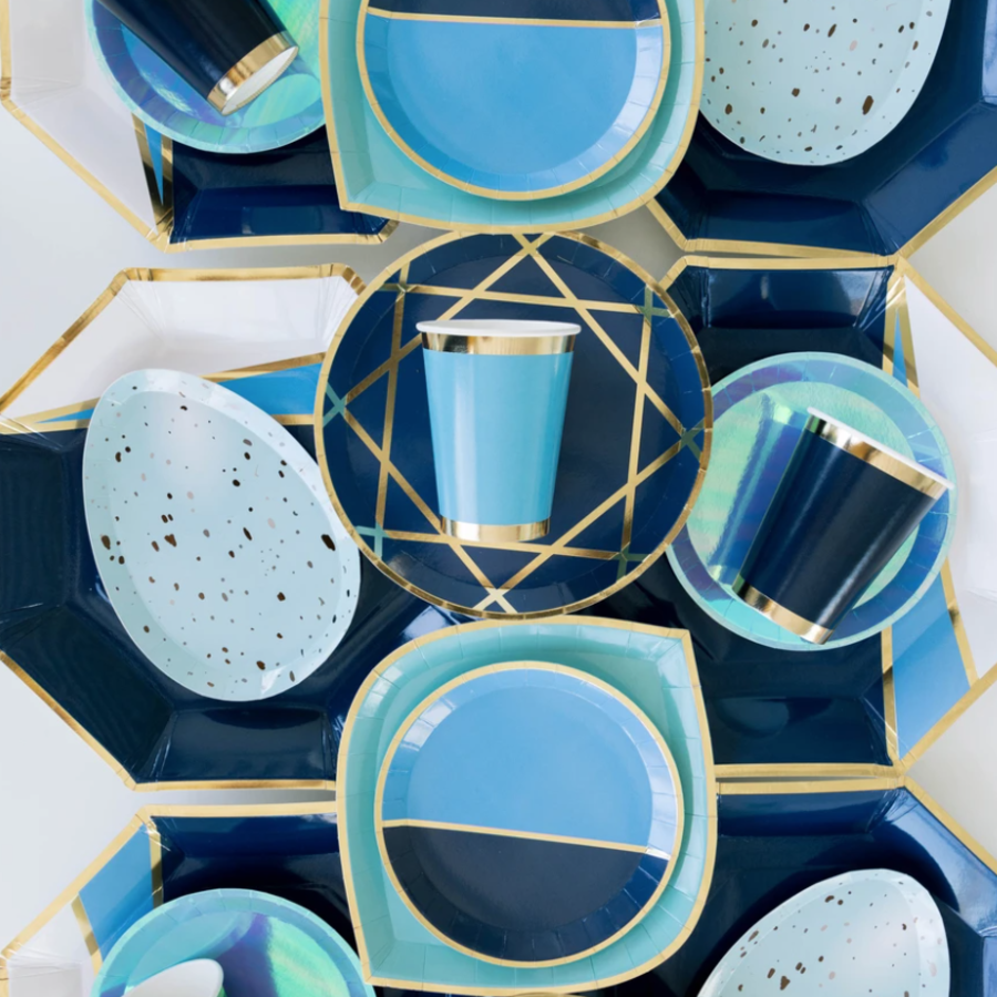 The Markle, Dessert Plates