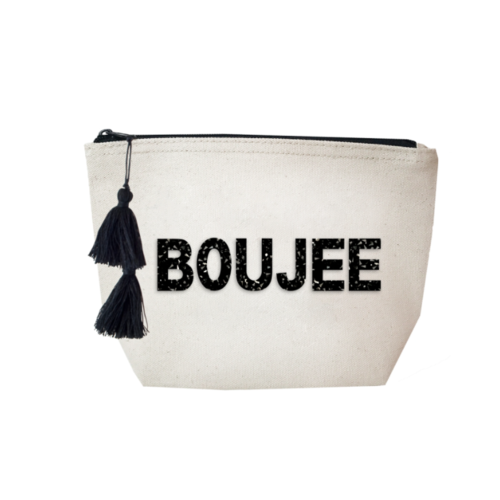 Boujee - Crystal Cosmetic Clutch