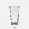 BLUE PHEASANT Beverly Light Gray Highball Glass