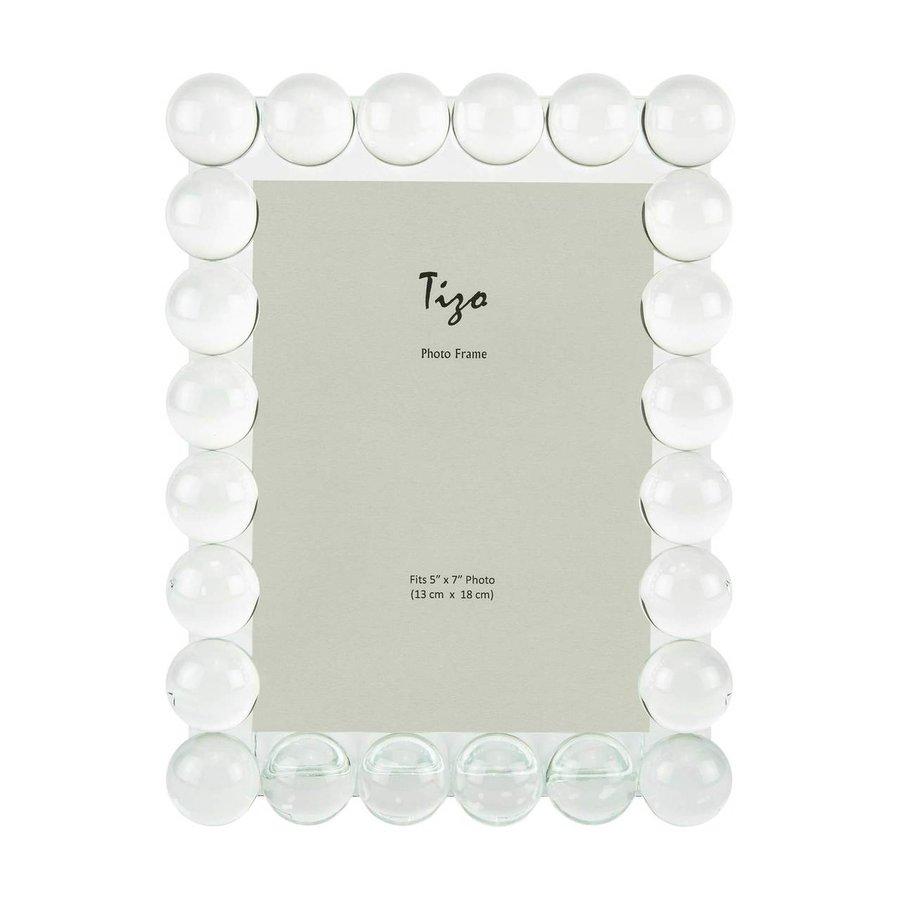 Single Bubble Glass Picture Frame