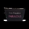 LA TRADING CO I'm Freaking Fabulous Pouch
