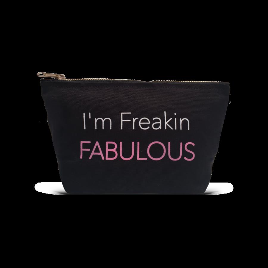 I'm Freaking Fabulous Pouch