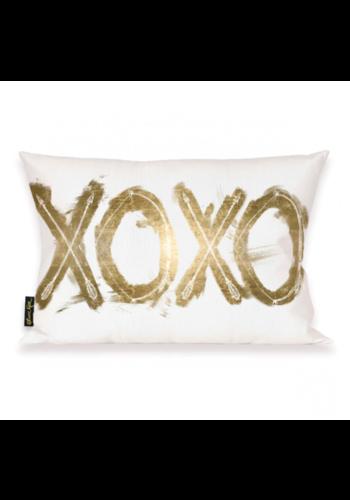OLIVER GAL ARTIST Warrior XOXO Pillow