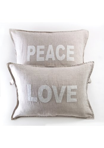 POM POM Peace Pillow Shams