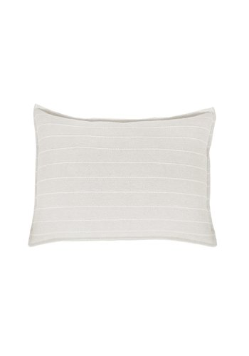 POM POM Henley Big Pillow - Oat