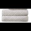 PEACOCK ALLEY Nantucket Bath Towel - Flint