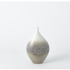 GLOBAL VIEWS Cream Rises Vase  - wide, small