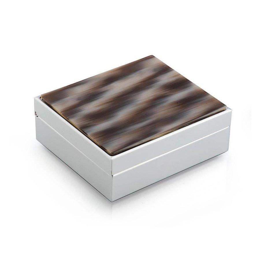 Horn & Silver Box