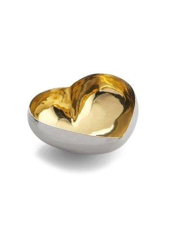 MICHAEL ARAM Heart Dish Gold