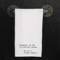 Kitchen Towel - normal family