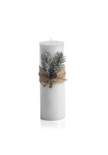 ZODAX Siberian Fir Rustic Candle